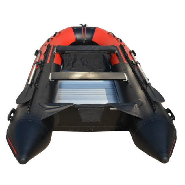 3.3m Long Rigid 5 Person Zodiac Dinghy Inflatable Boat For Sale