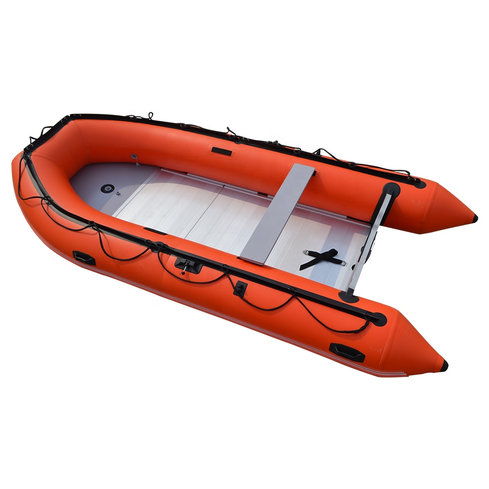 DeporteStar PVC 4 person Rowing Inflatable Harga Speed Boat Bekas