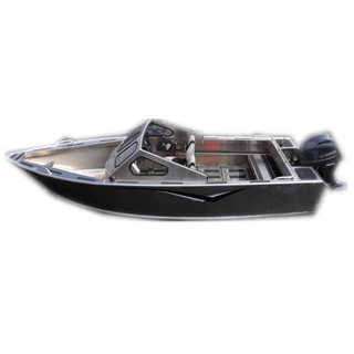 DeporteStar Petrol/Gasoline Fuel Type and New Condition cheap aluminum boat
