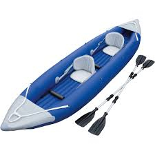 DeporteStar Factory price inflatable kayak with pedals
