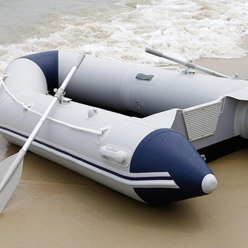2018 Fashion Rigid Inflatable Paddle Boat