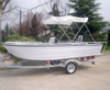 2018 New 16ft Aluminum Fishing Runabout Motor Boat for Sale